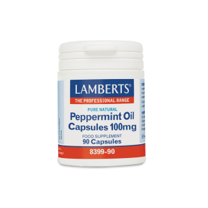 Peppermint Oil Capsules 100mg