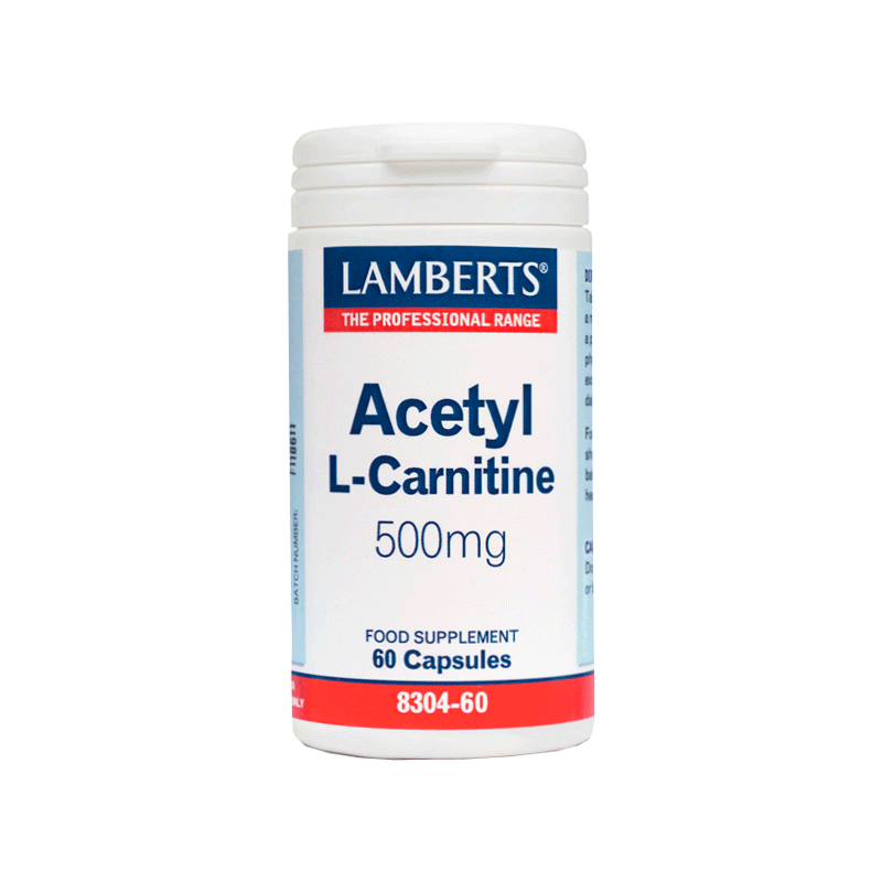 Acetyl LCarnitine mg