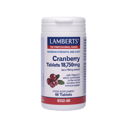 Cranberry Tablets mg