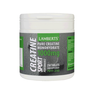 Creatine Tablets 1000mg