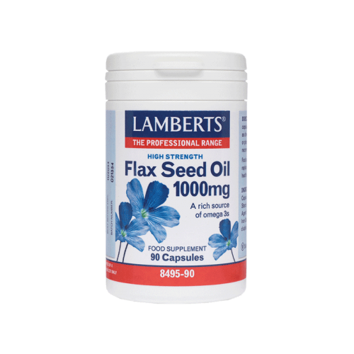 FlaxSeedOil mg