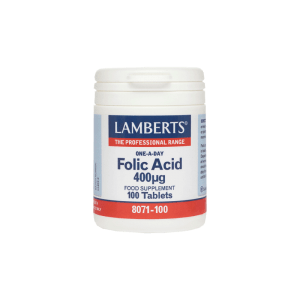 Folic Acid 400μg