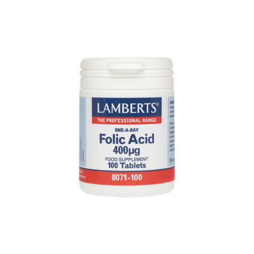 Folic Acid μg
