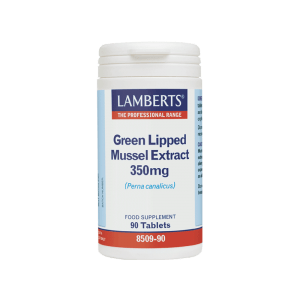 Green Lipped Mussel Extract 350mg