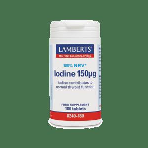 Iodine 150μg