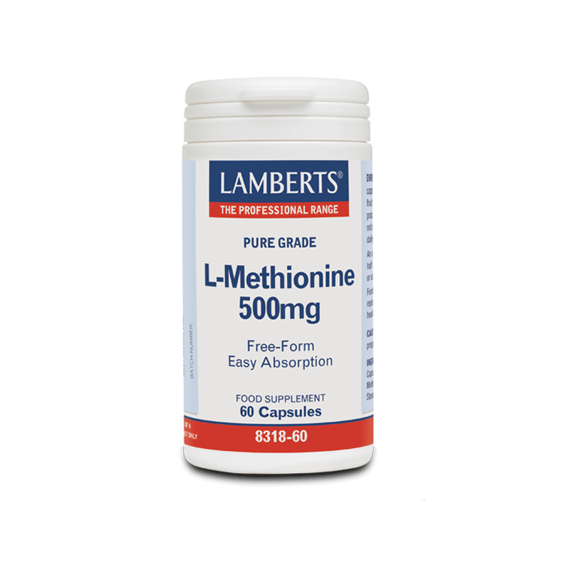 L Methionine mg