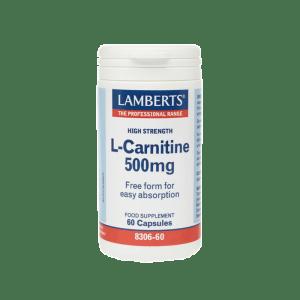 L -Carnitine 500mg
