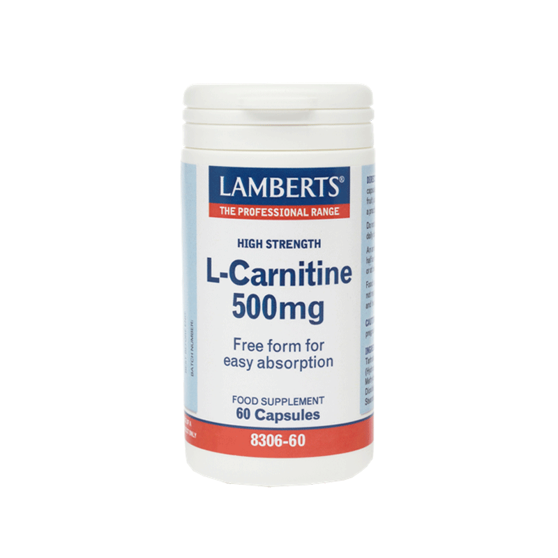 LCarnitine mg