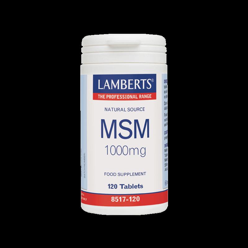 MSM mg