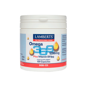Omega 3 for Kids - Berry Bursts
