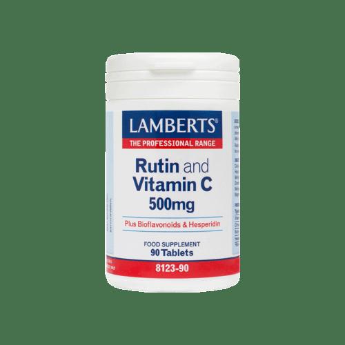 Rutin VitC mg