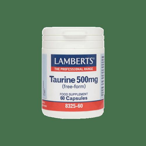 Taurine mg