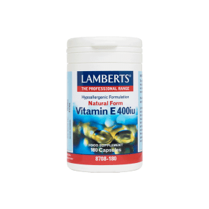 Natural Form Vitamin E 400iu