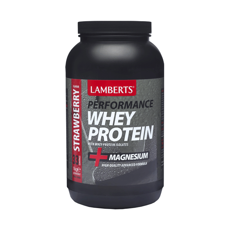 WheyProtein Strawberry