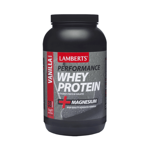 WheyProtein Vanilla
