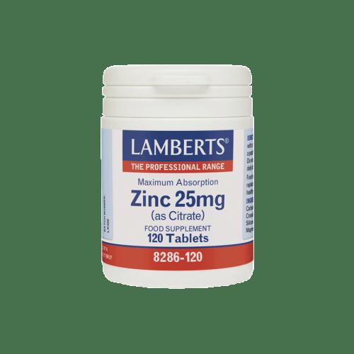 Zinc mg