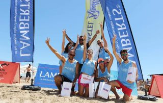 The Lamberts Beach Volley Series by Efi Sfyri 2017