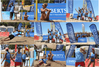 The Lamberts Beach Volley Series by Efi Sfyri