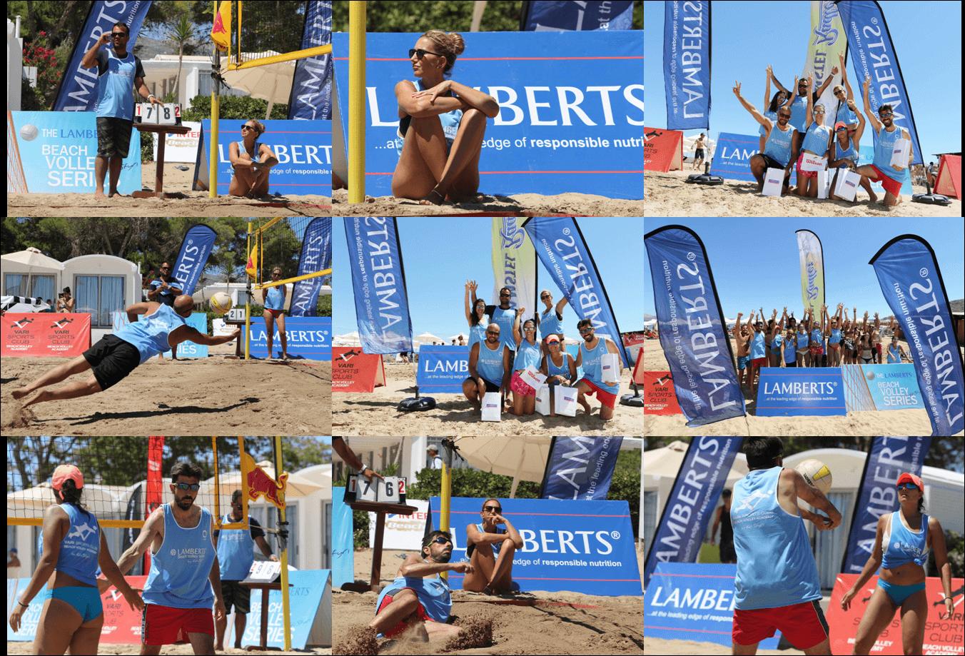 Beach Volley Series by Efi Sfyri 2020