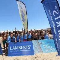 The Lamberts Beach Volley Series by Efi Sfyri 2017