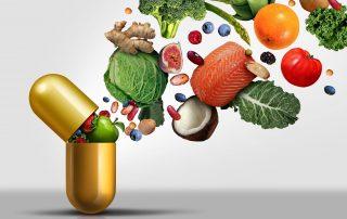απαραίτητες βιταμίνες για τον οργανισμό